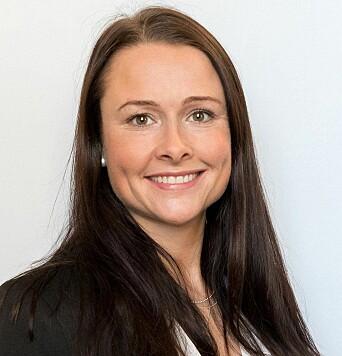 Kommunikasjonssjef i Finansdepartementet, Therese Riiser Wålen