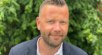 Petter ansatt som direktør for kommunikasjon og samfunnskontakt i Nkom