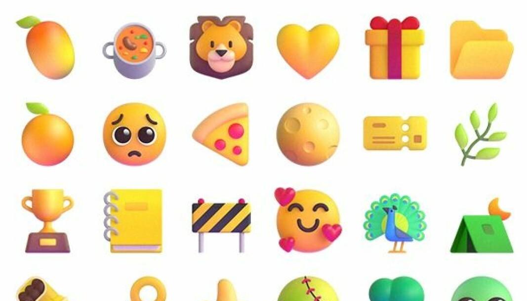 Emojipedia har tegnet nye, kjønnsnøytrale emojier.