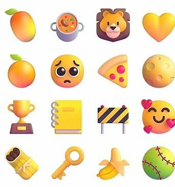 Lanserer kjønnsnøytrale emojier