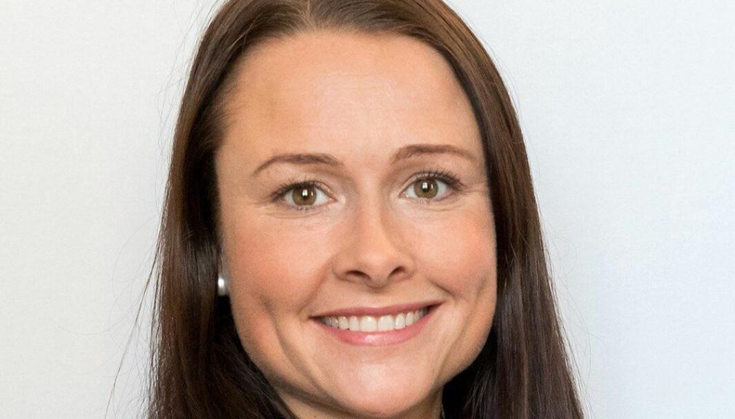 Kommunikasjonssjef Therese Riiser Wålen