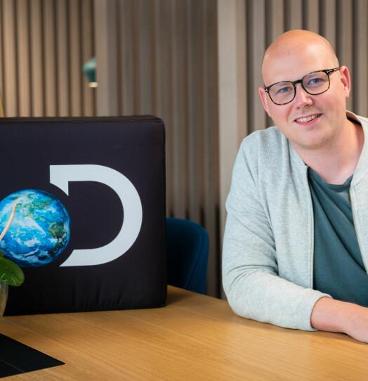 Discovery Norge skal dekke OL fra et virtuelt Tokyo-studio i Norge