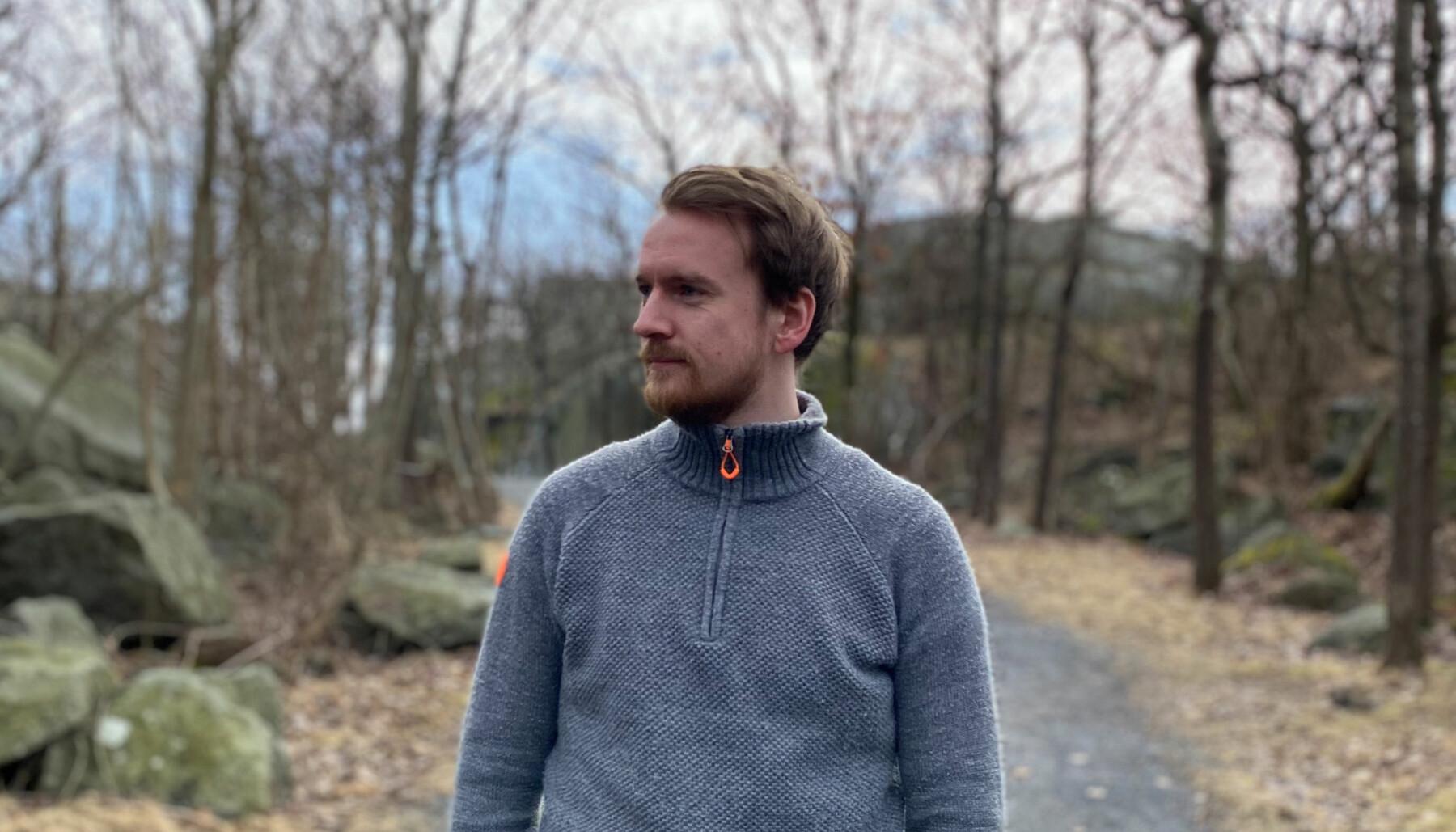 Tor-Martin Torbergsen, kommunikasjonssjef i TV 2.