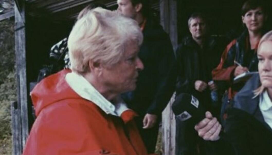 Rapporterte fra Utøya bare timer før angrepet: – Det var så mye elendighet at jeg mistet gløden for journalistikken