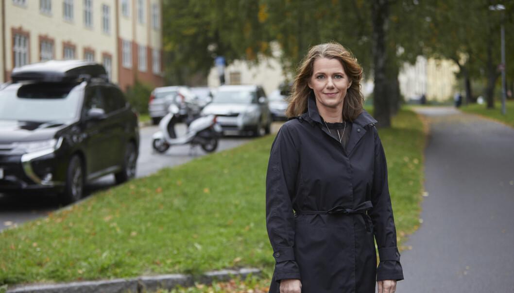 Tidligere kommunikasjonssjef i Arbeiderpartiet, Camilla Ryste