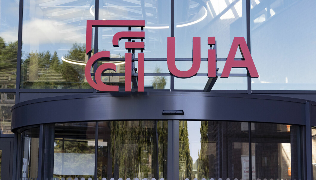 Kristiansand 20210717. Universitetet I Agder UIA sin campus I Kristiansand.Foto: Tor Erik Schrøder / NTB