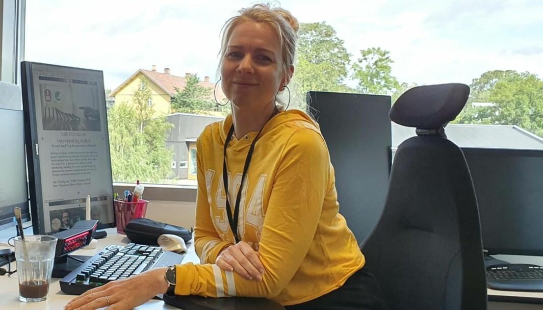 Alina Krogstad har oversatt elleve floskler hun mener går igjen i stillingsannonser.