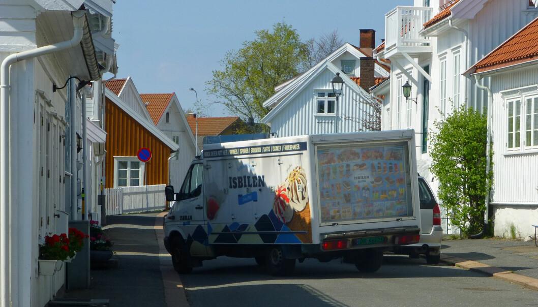 I flere år har Den Norske Isbilen brukt den velkjente melodien av Grieg for å varsle kundene om at de kommer.