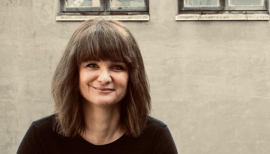 Byråleder Camilla Nordahl Bang i Aptum