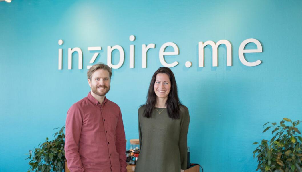inzpire.me hentet i 2019 nærmere 12 millioner kroner fra Schibsted, i en emisjon som priset selskapet til 91,6 millioner kroner. Siden oppstarten har selskapet hentet 22,7 millioner kroner fra blant andre Snö Ventures og Thomas Falck.