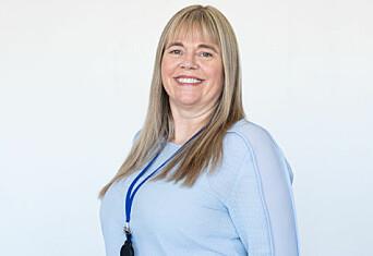 HR manager i Diplom-Is, Cecilie Knudsen.