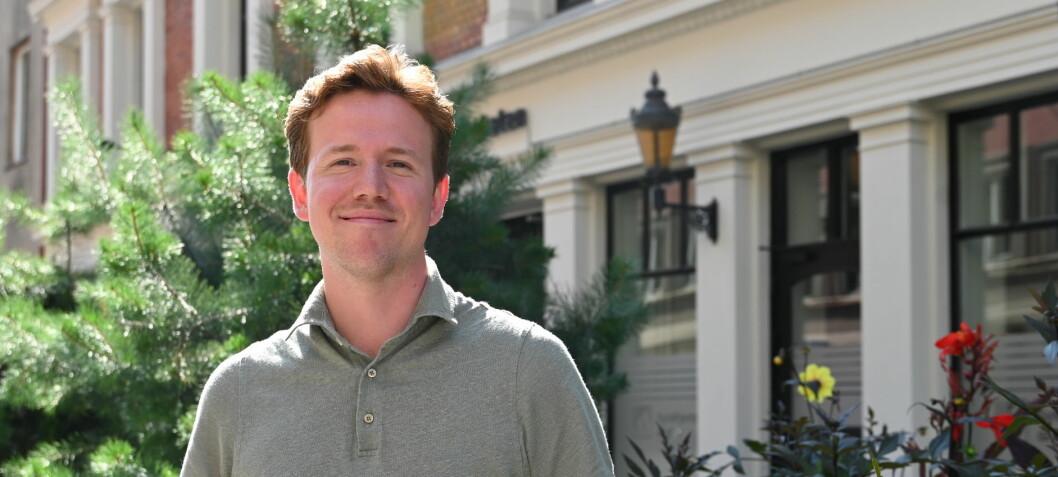 Sondre har jobbet med Facebook og Netflix i Släger. Nå blir han kommunikasjonsansvarlig i Google Norge