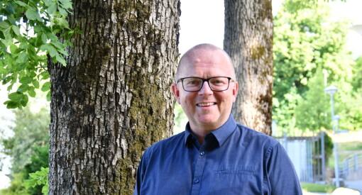 Per-Kristian går fra Åndalsnes Avis til Møre og Romsdal fylkeskommune