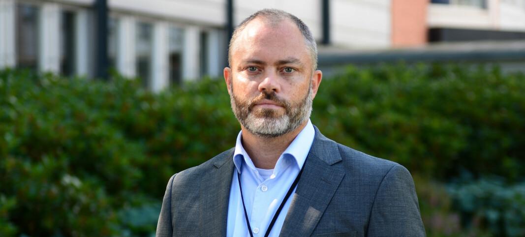 Henning er ny kommunikasjonsdirektør i Vestre Viken HF