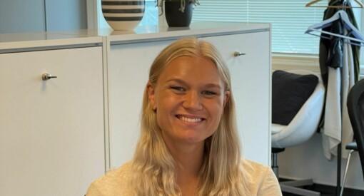 Marie ansatt som prosjektleder i Cognito