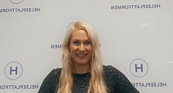 Elin slutter i Trøndelag fylkeskommune for å lansere ny digital helseportal
