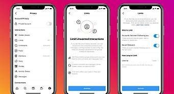 Nye Instagram-funksjoner skal begrense trakassering