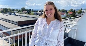 Martine har vært innom både Orkla og Microsoft Norge– Nå starter hun i Centiga
