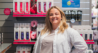 Marthe går til innhold- og designbyrået Vild: – Det blir nok mindre arbeid med sexleketøy i tiden fremover