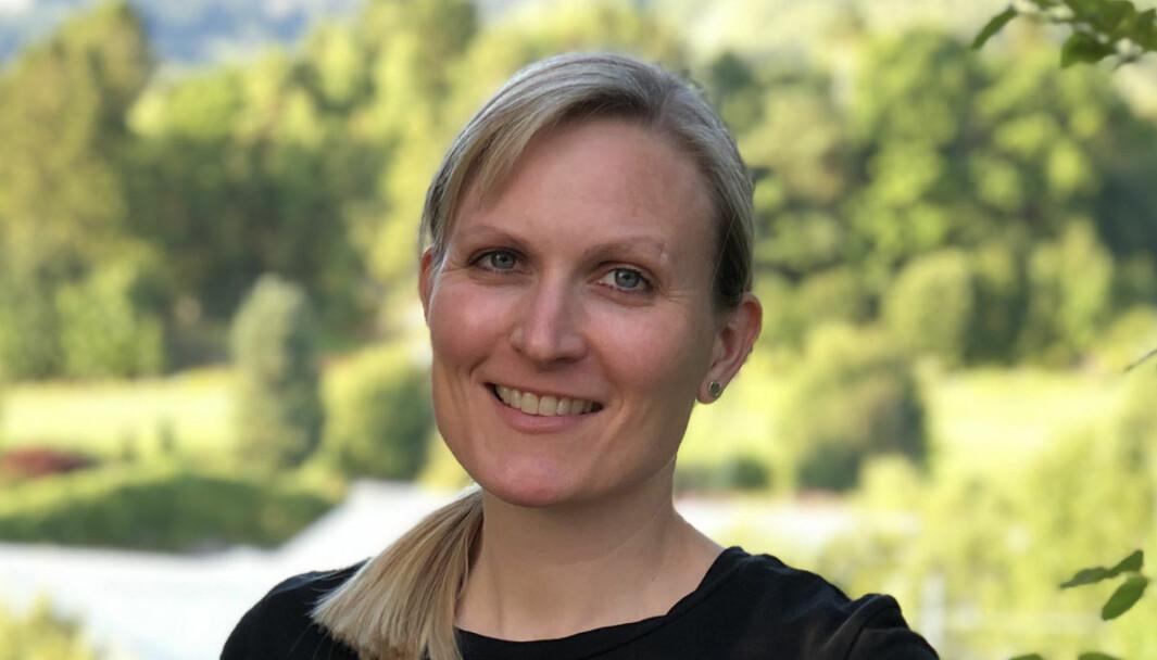 – Tanken på å få være med å bygge videre på Bergensavdelingen appellerte sterkt til meg, sier Janne Rosenberg. Hun gir seg etter 13 år i Apriil, og er nå innholdsprodusent i Markedssjefene.