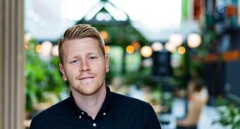 Fredrik Fornes til Hubify Communication