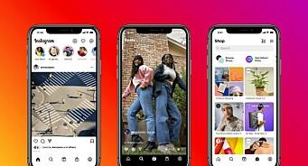 Instagram lanserer annonser i Instagram Shop