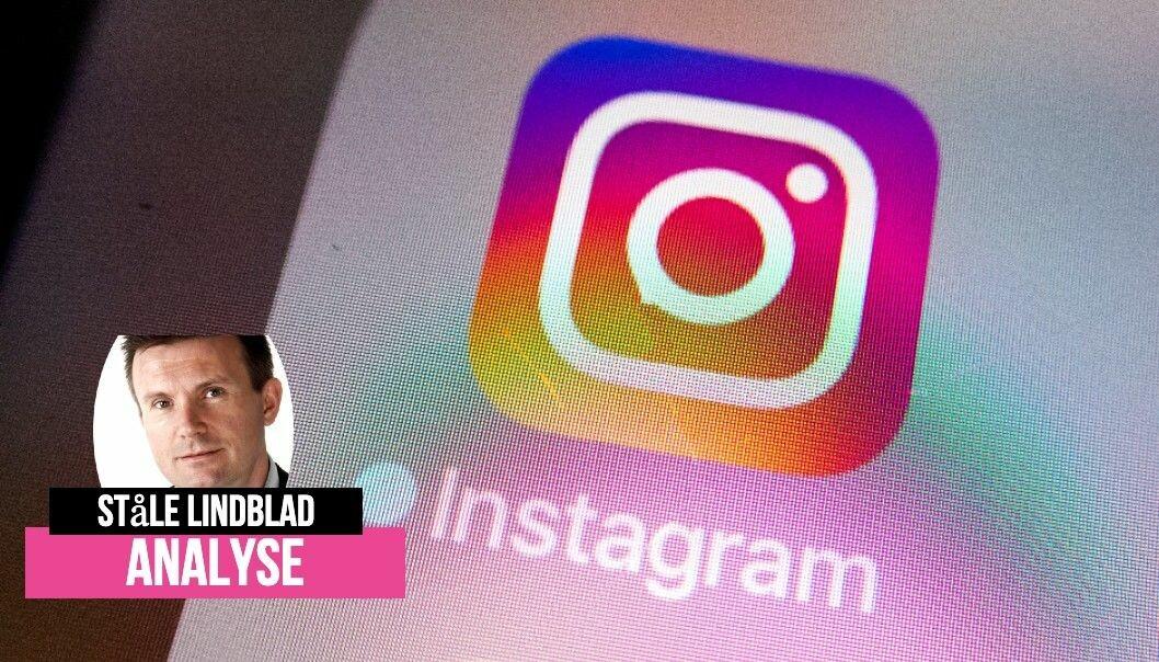 Ståle Lindblad skriver om sosiale medier og instagram.