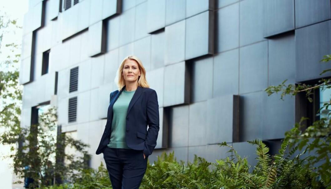 Blir ny Norges-sjef i Microsoft