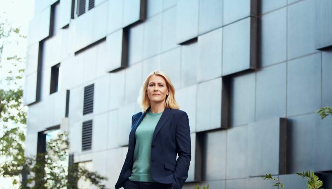 Kristine Dahl Steidel blir ny administrerende direktør for Microsoft Norge fra 1. november.