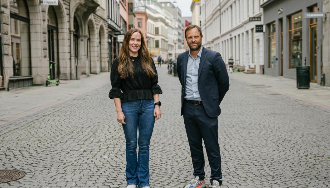Ingeborg Tennes går fra Aker til Try.