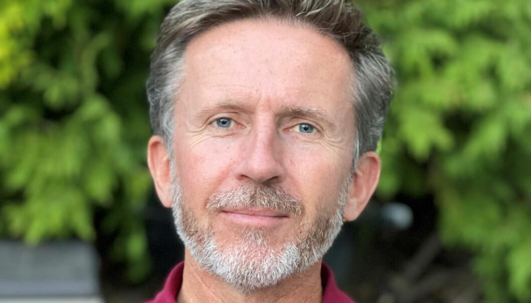 Stein Damman er ansatt som sikkerhetssjef i Amedia, der han vil ha hovedfokus på IT og cybersikkerhet.