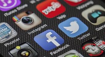 Mindre politisk innhold på Facebook