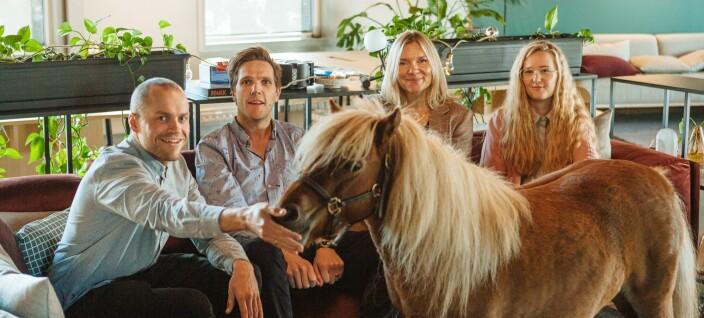 Nytt kreativt byrå i Trondheim, møt Superponni