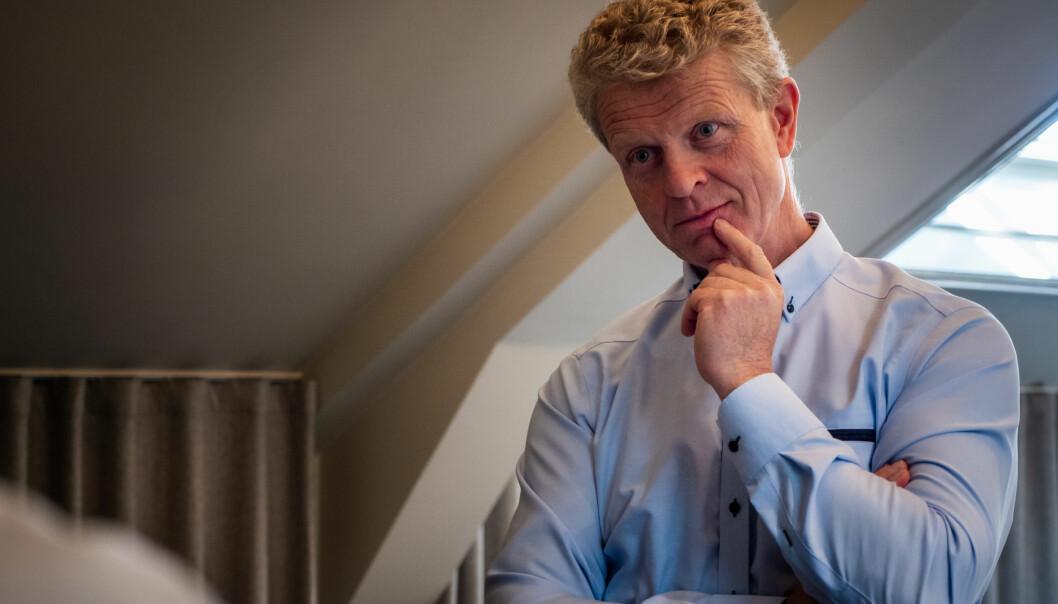 Cato Lyngøy er en svært ettertraktet gründer, men det er først nylig han har skjønt hvor viktig sosiale medier er for han, for å nå ut med ideene sine.