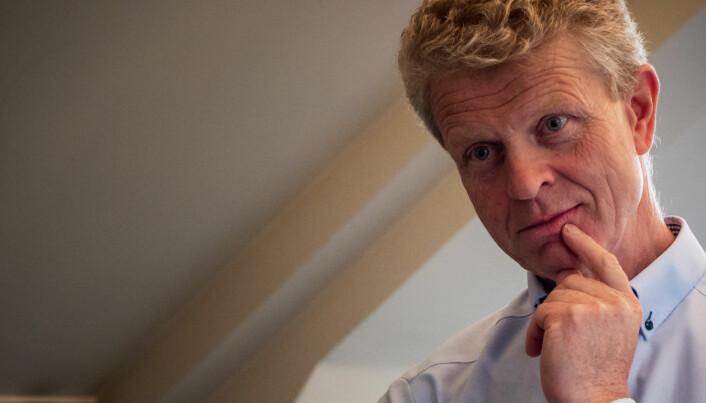PR-ekspert mener norske toppledere er for dårlige på sosiale medier