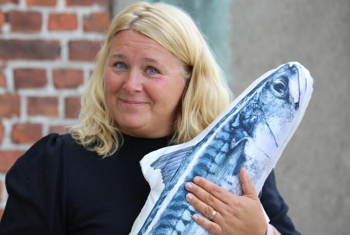 Fungerende kommunikasjonssjef i Nærings- og fiskeridepartementet, Camilla Pettersen.