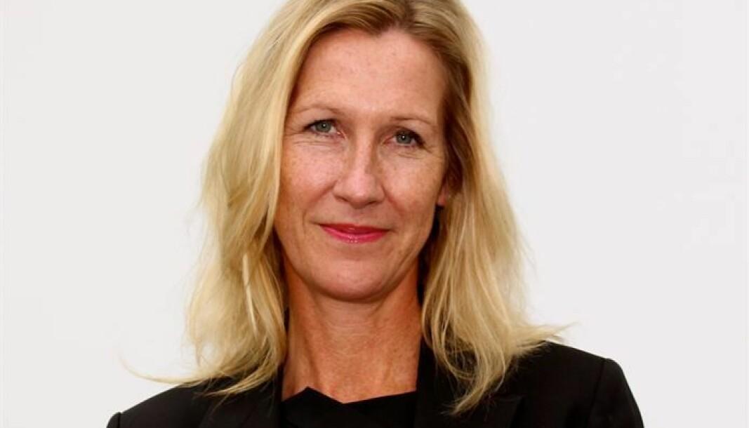 – Alexandra har klart å etablere et strålende forhold til dansk media gjennom disse åtte krevende måndene som har gått