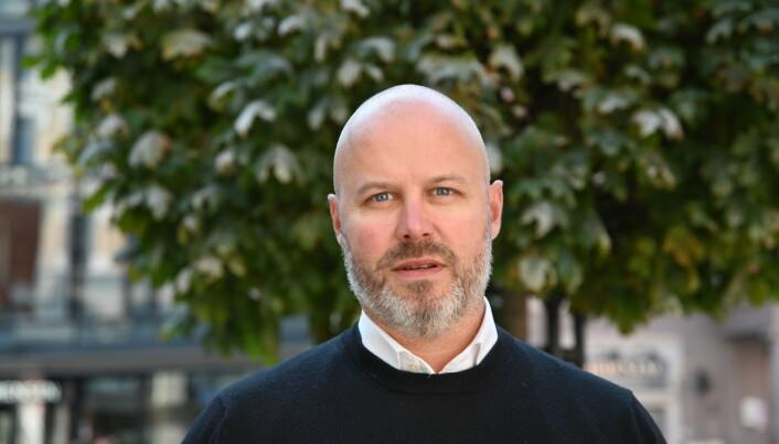 – Vi er en stor bransje som trenger en samlende røst, sier Stian Jansen. Han er en del av Mediebyråforeningens styre.