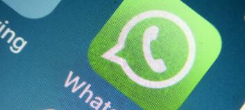 WhatsApp får bot på 2,3 milliarder kroner i Irland