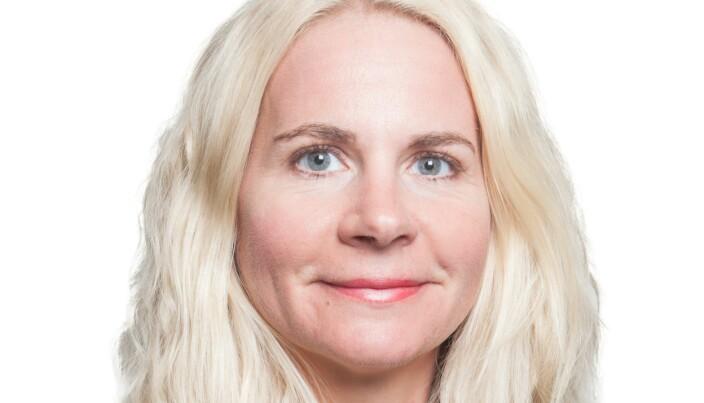 Kommunikasjonssjef Kristina B. Jørgensen