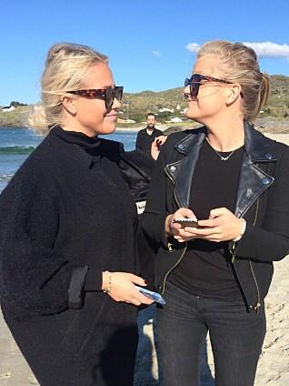 – I forkant hadde vi vært inne på sykehuset i Stavanger der vi trodde Thea skulle få beskjed om at hun var kreftfri, og at alt gikk fint etter første runde, sier Tonje.