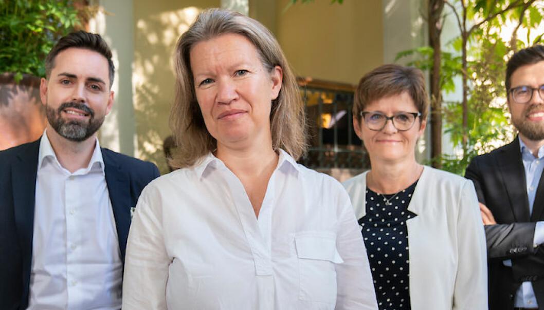 Tre nye partnere i Kruse Larsen