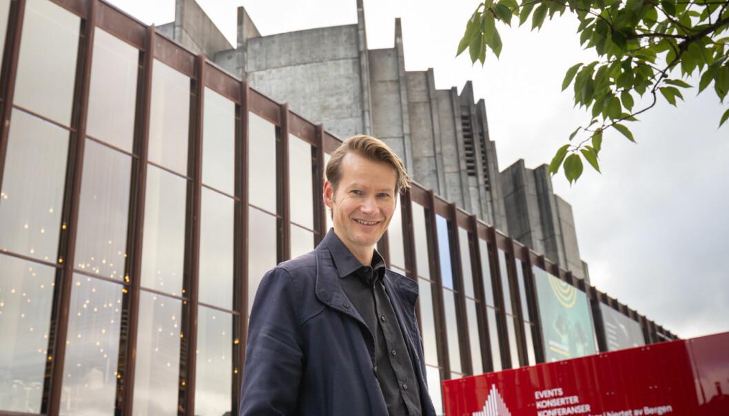 Ole Klemsdal er ansatt som ny markeds- og kommunikasjonssjef ved Bergen Nasjonale Opera (BNO).