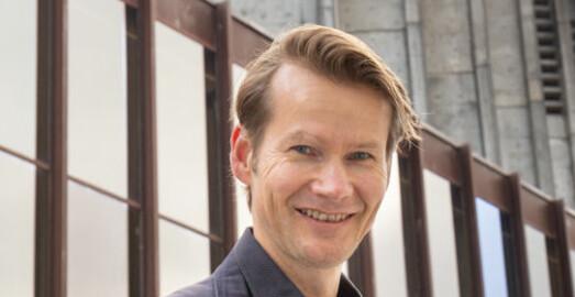 Han er ny markeds- og kommunikasjonssjef ved Bergen Nasjonale Opera