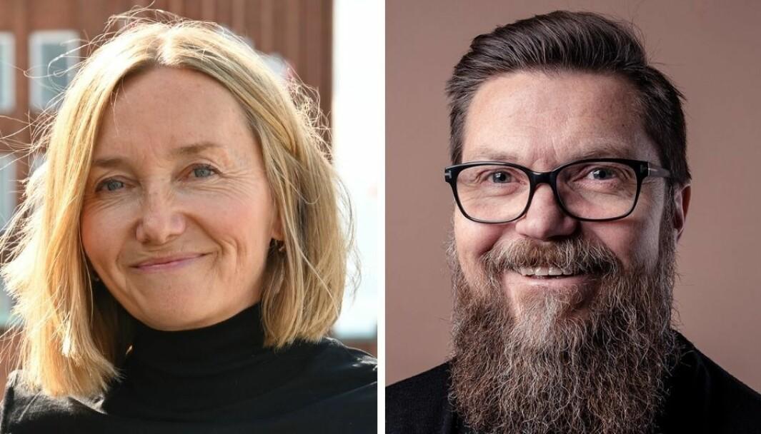 – Be om hjelp, sier Bente Kvam Kristoffersen i Trigger. Hågen Pettersen i Atyp tror flytende arbeidstid gjennom pandemien har gjort situasjonen enda vanskeligere.