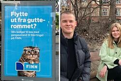 Brukte kun 20 timer på å lage reklame om Ropstads boligtabbe