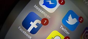Bøter til Facebook og Twitter i Russland