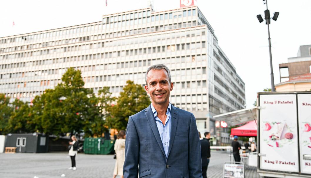 Jarle Roheim Håkonsen blir ikke med til SMK