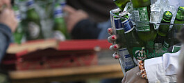Retriever har sjekket flere influensere: Så mye alkohol vises frem i sosiale medier