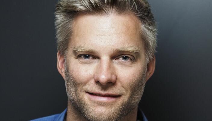 Nicolai Høge, teknologidirektør i FINN.